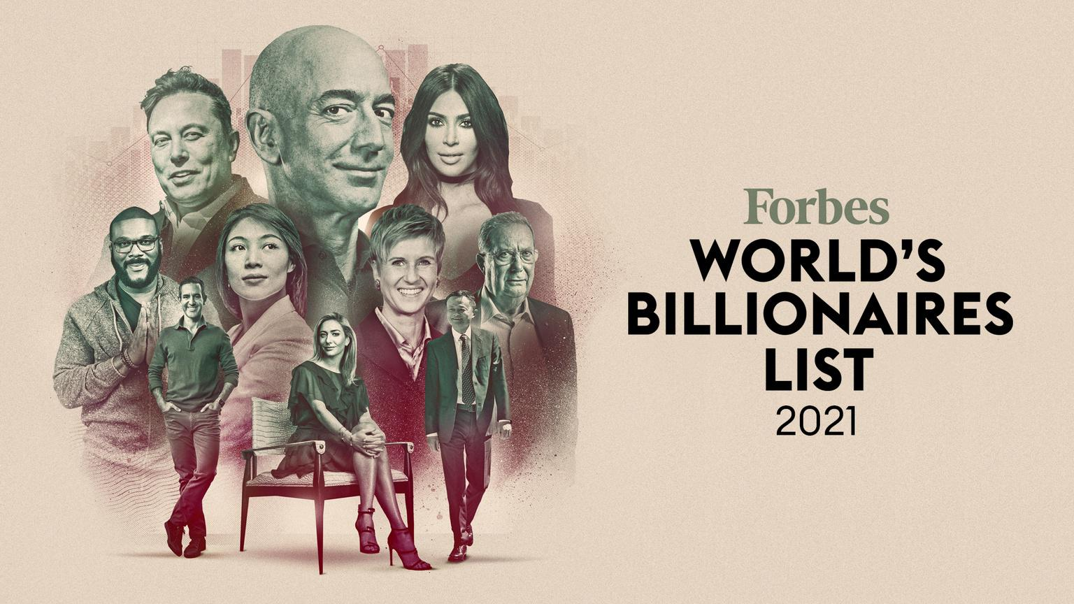 Forbes 2021 Billionaires
