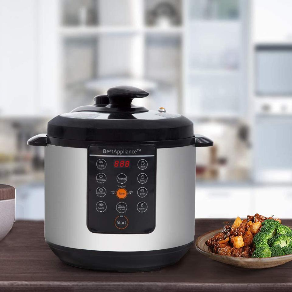 BMS 6-Quart Electric Pressure Cooker