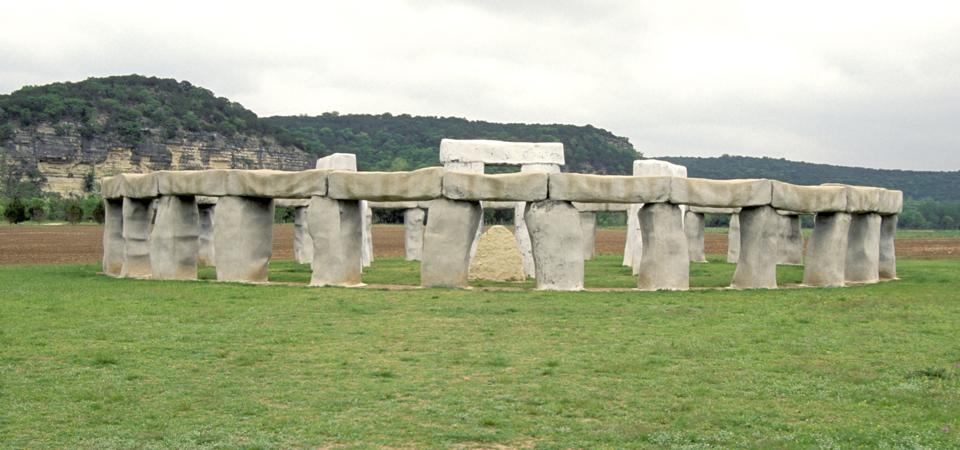 Texas, Hunt, Stonehenge Ii, Hill Country.