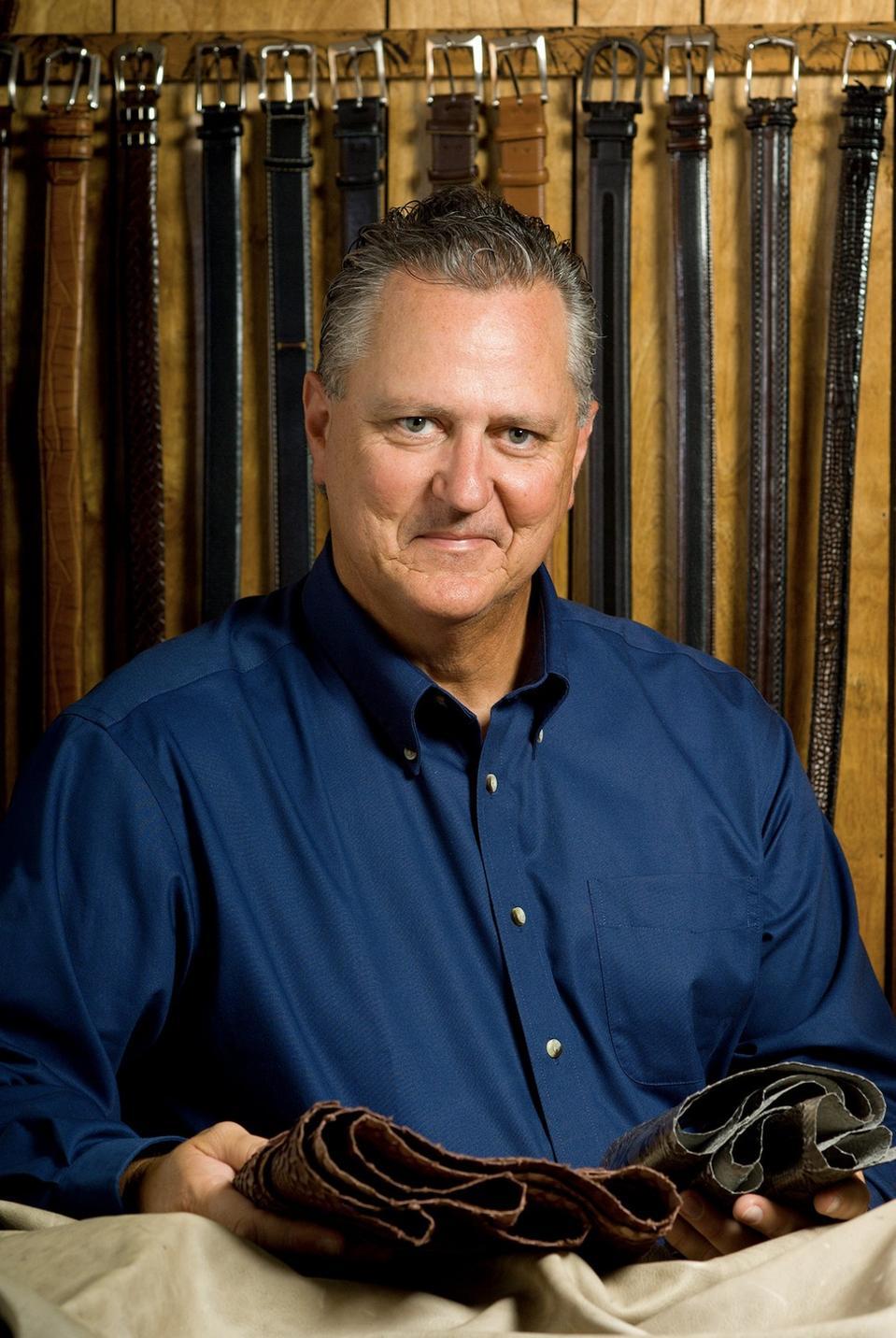 Tom Garner Managing Director: Torino Leather Company