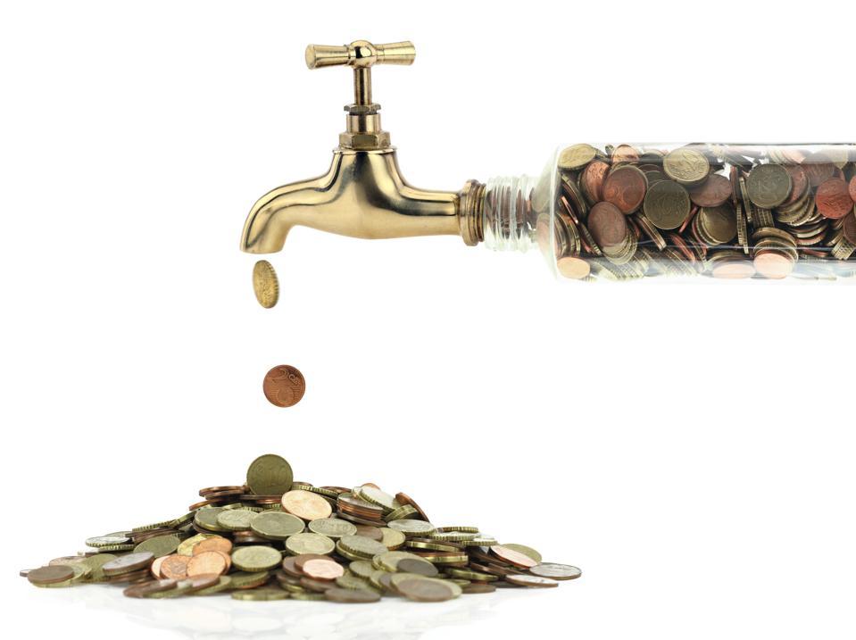 صنبور المال