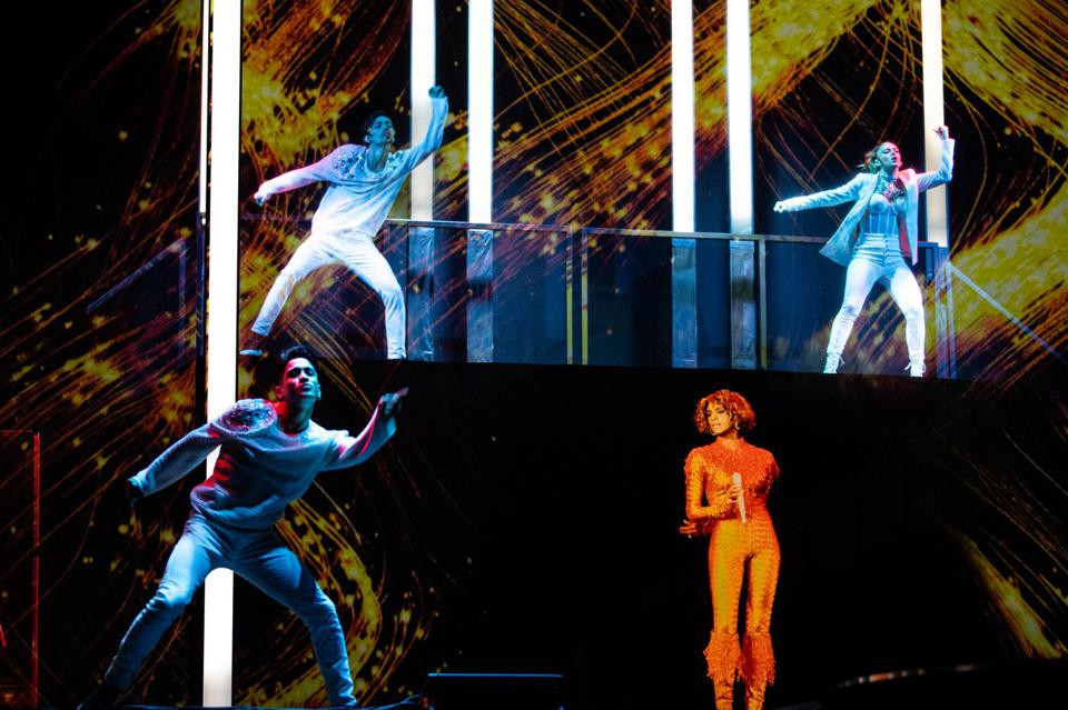 Whitney Houston Hologram Tour In Madrid