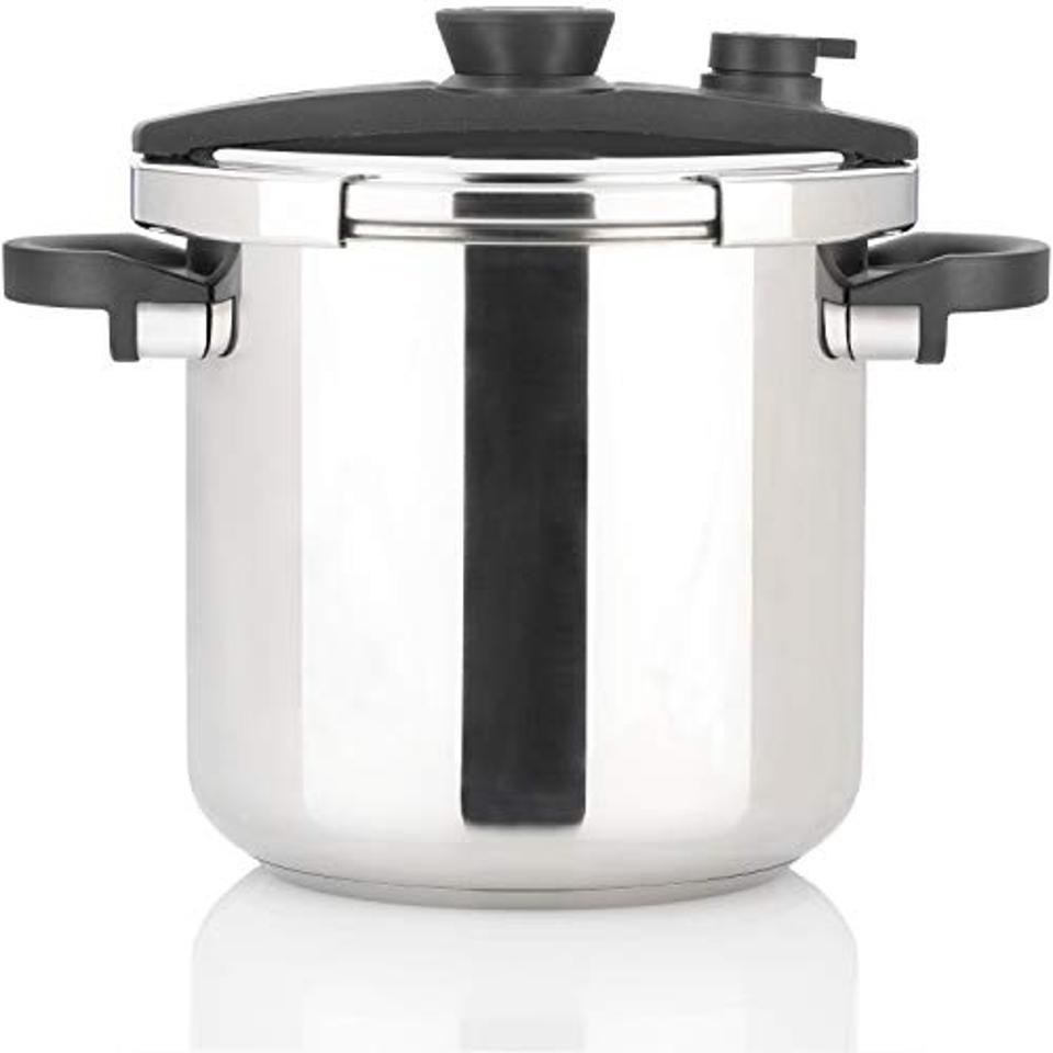 Zavor EZLock 12.7 Quart Stove-top Pressure Cooker & Canner