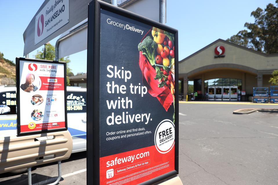 Supermarket Chain Albertsons, Owner Of Safeway And Other Grocery Stores, Sees Increases In Sales
