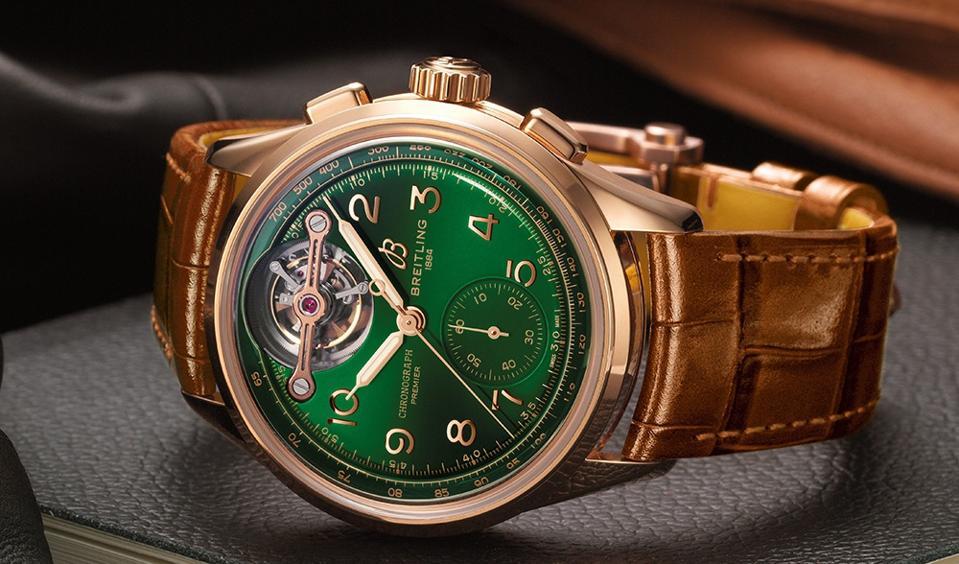 The Breitling Bentley Premier B21 Chronograph Tourbillon 42.