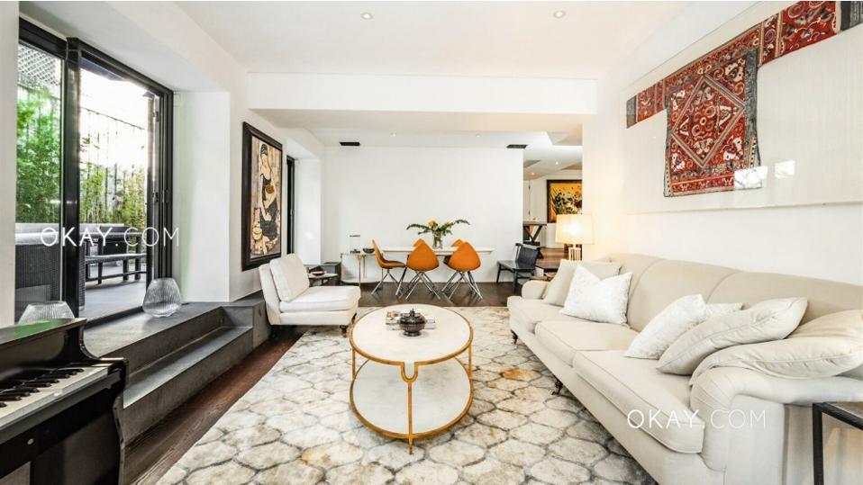 living room inside  5 Shouson Hill Road, Shouson Hill hong kong island