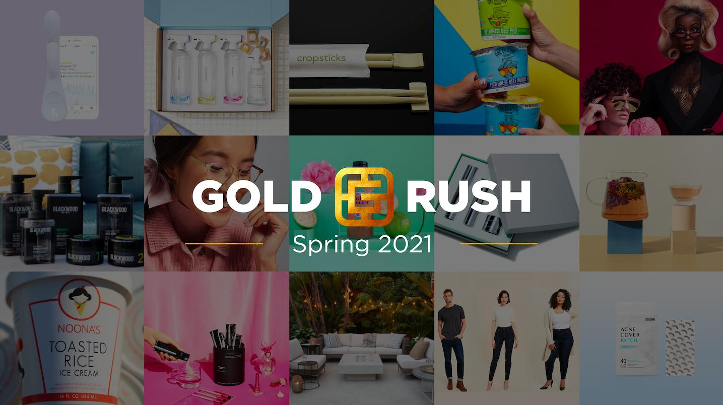 In its second year, Gold Rush has expanded its 2021 program to focus on women-owned businesses.