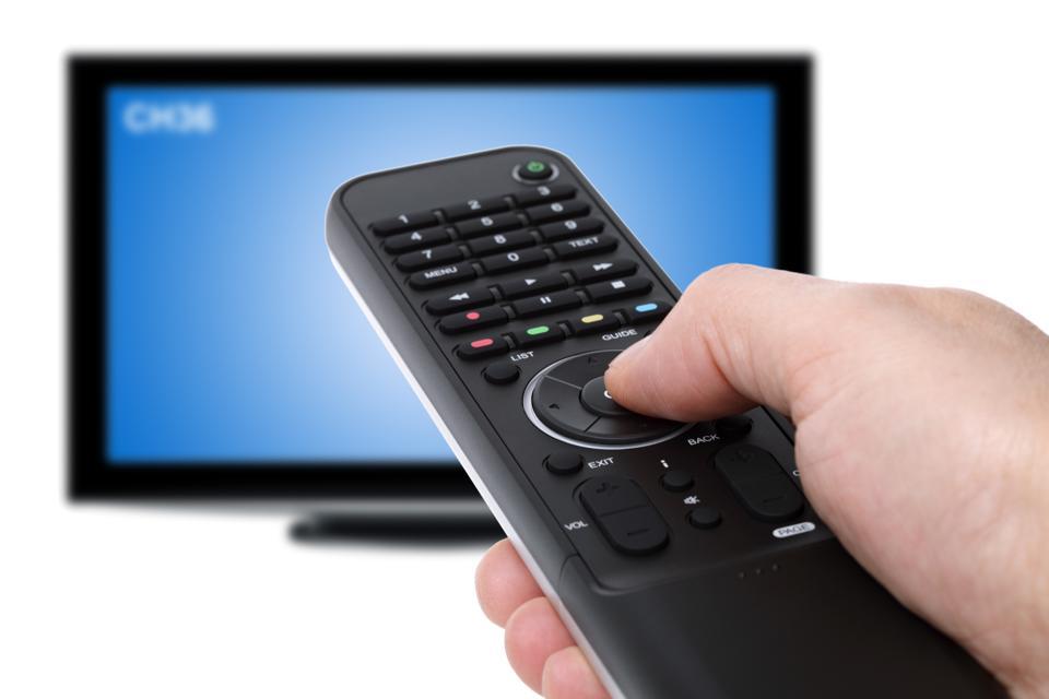 Using tv remote control