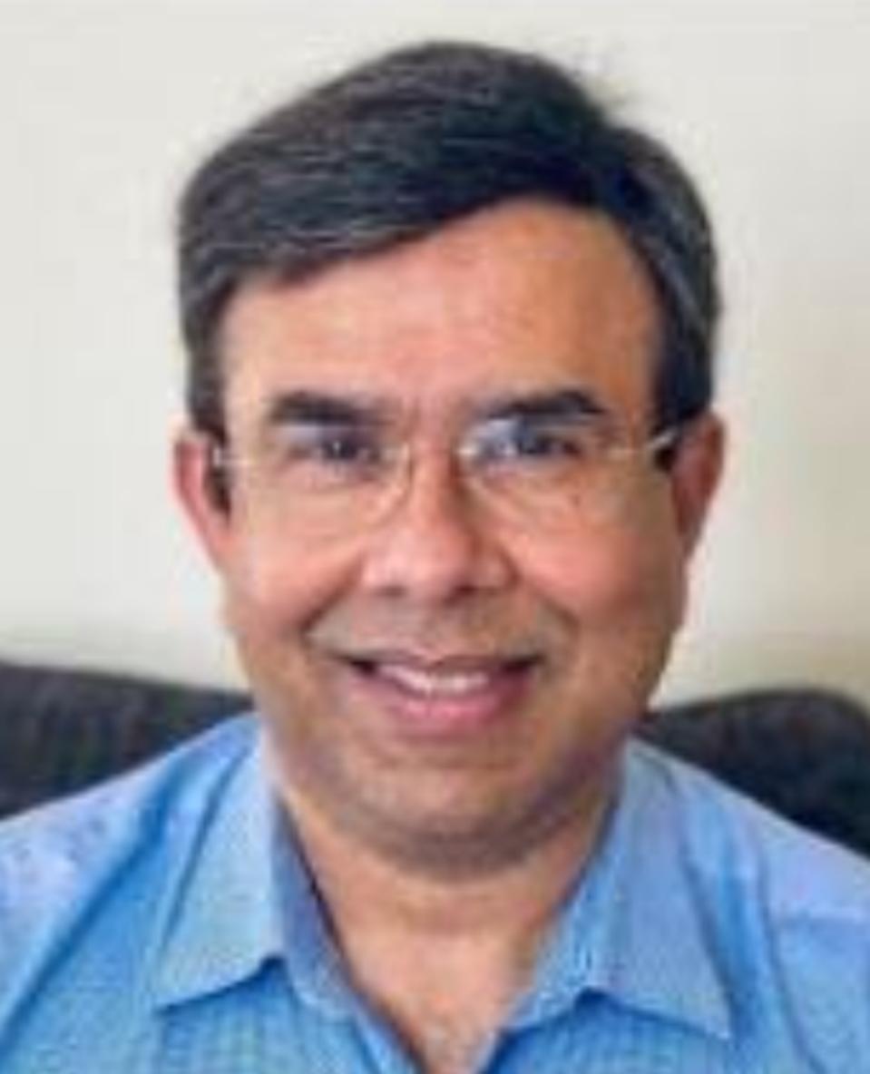 Jay Nair, senior vice president, financial services at Infosys