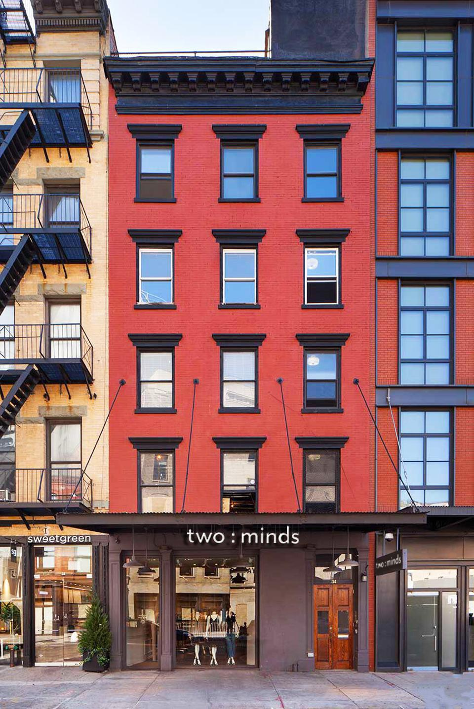 Two: Minds, a new concept store for men's and women's fashion, is opening in Manhattan's Meatpacking District.