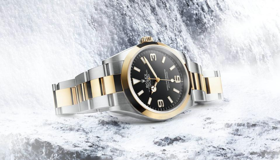 New-Generation Rolex Oyster Perpetual Explorer
