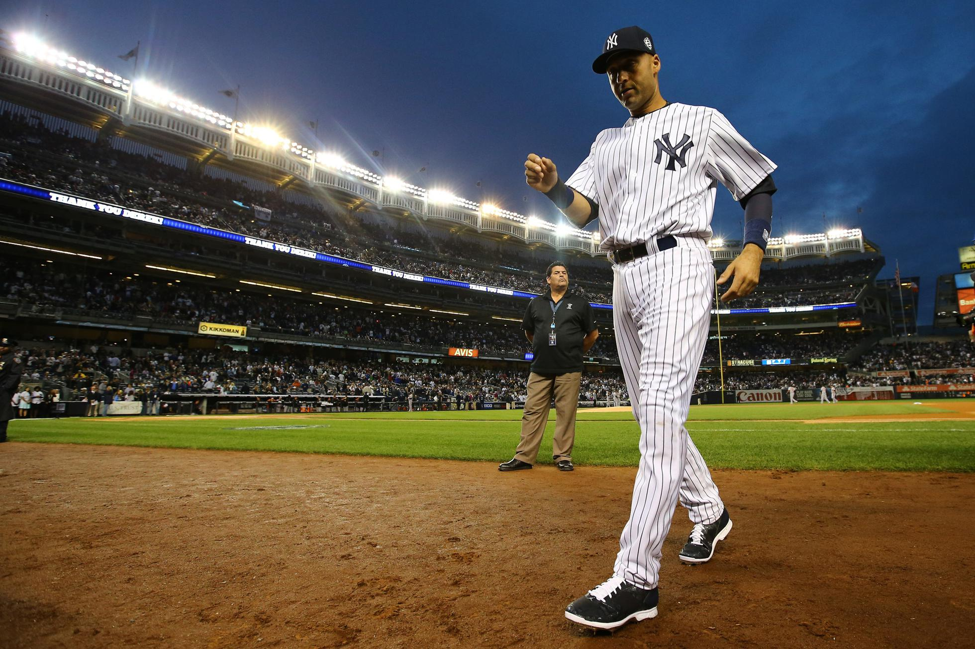 Derek Jeter is best known as the Hall of Fame shortstop of the New York Yankees.