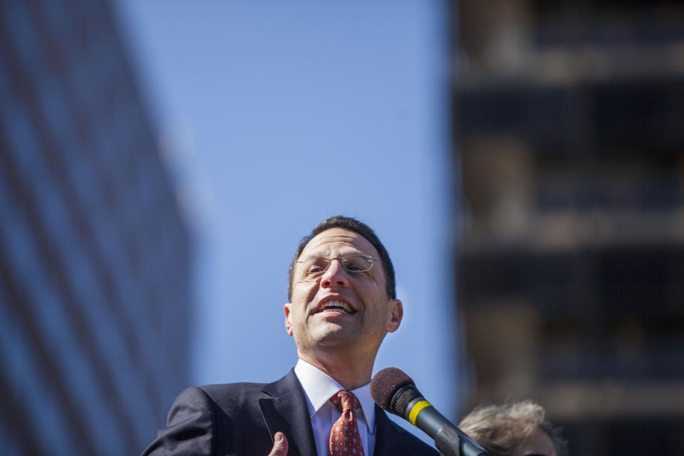 Pennsylvania Attorney General Josh Shapiro student loans
