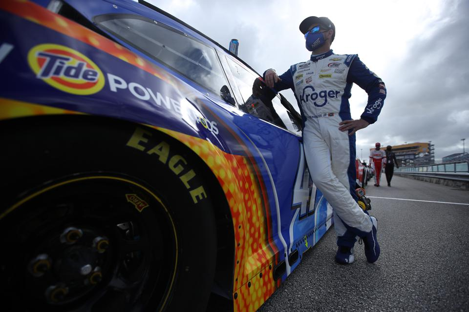 Ricky Stenhouse Jr. is in his ninth full-time Nascar Cup Series season.