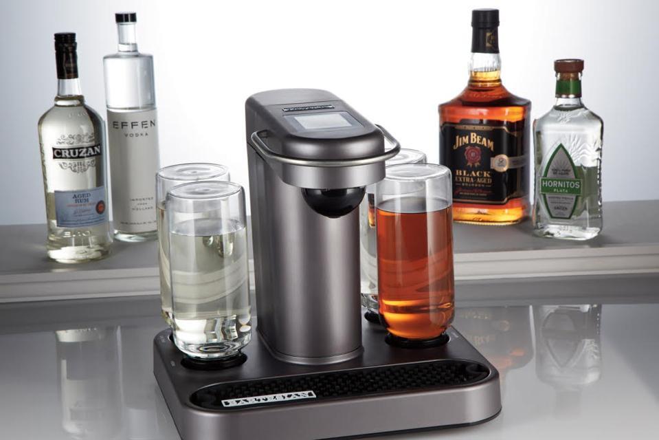 Bartesian Cocktail system