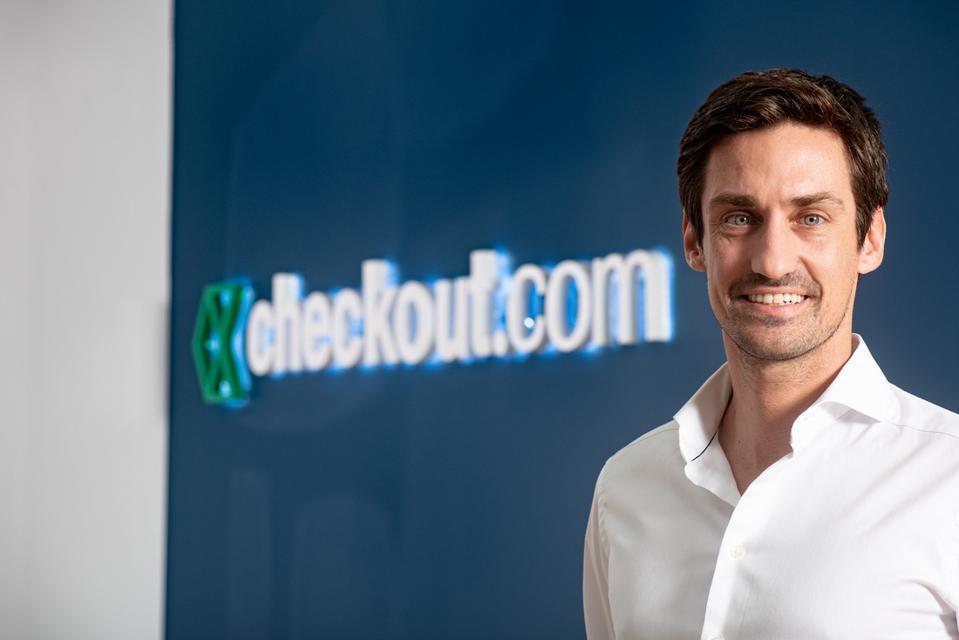 Guillaume Pousaz, founder of Checkout.com