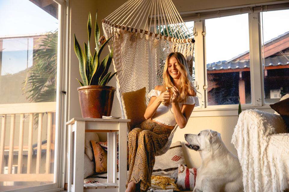 Cali Sober, lifestyle, California, cannabis, psychedelics, yoga