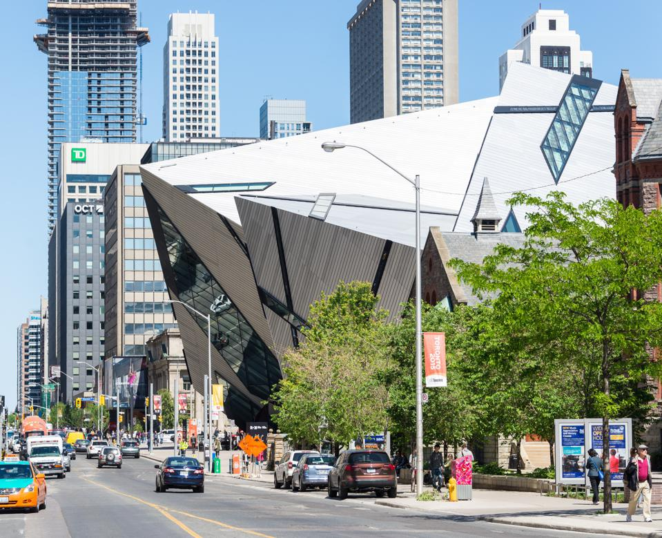 The Royal Ontario Museum is a museum of art, world culture...