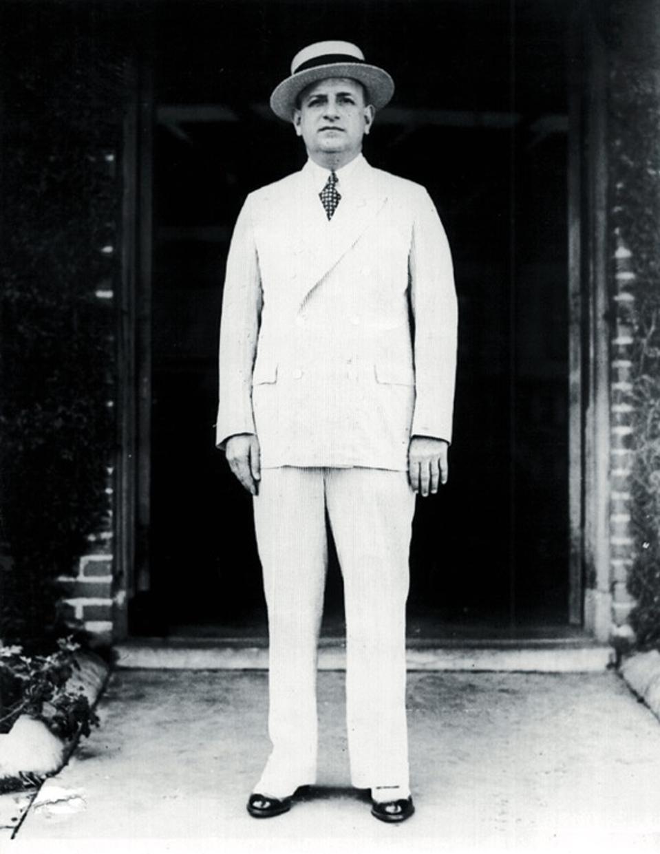 Founder of Haspel: Joseph Haspel