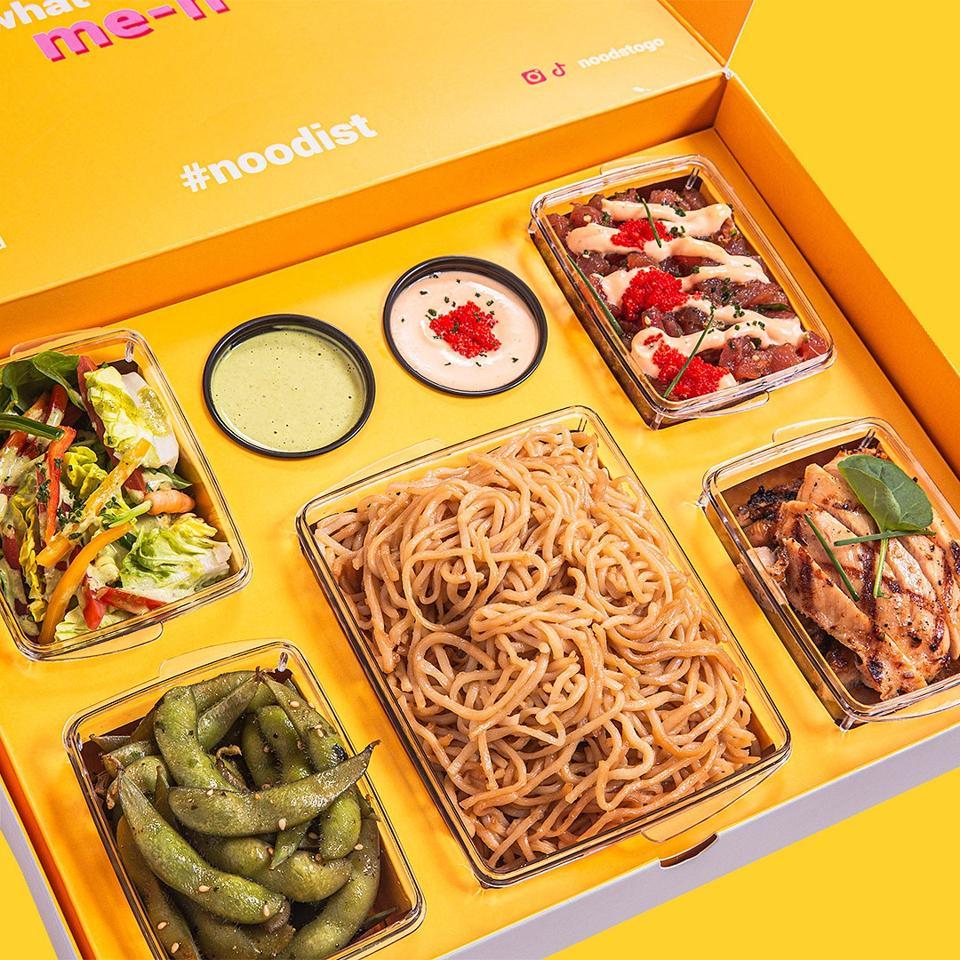 NOODS box