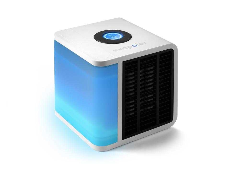 Evapolar First Nano Tech Portable Personal Evaporative Air Cooler with Air Humidifier and Cleaner - White - Walmart.com - Walmart.com