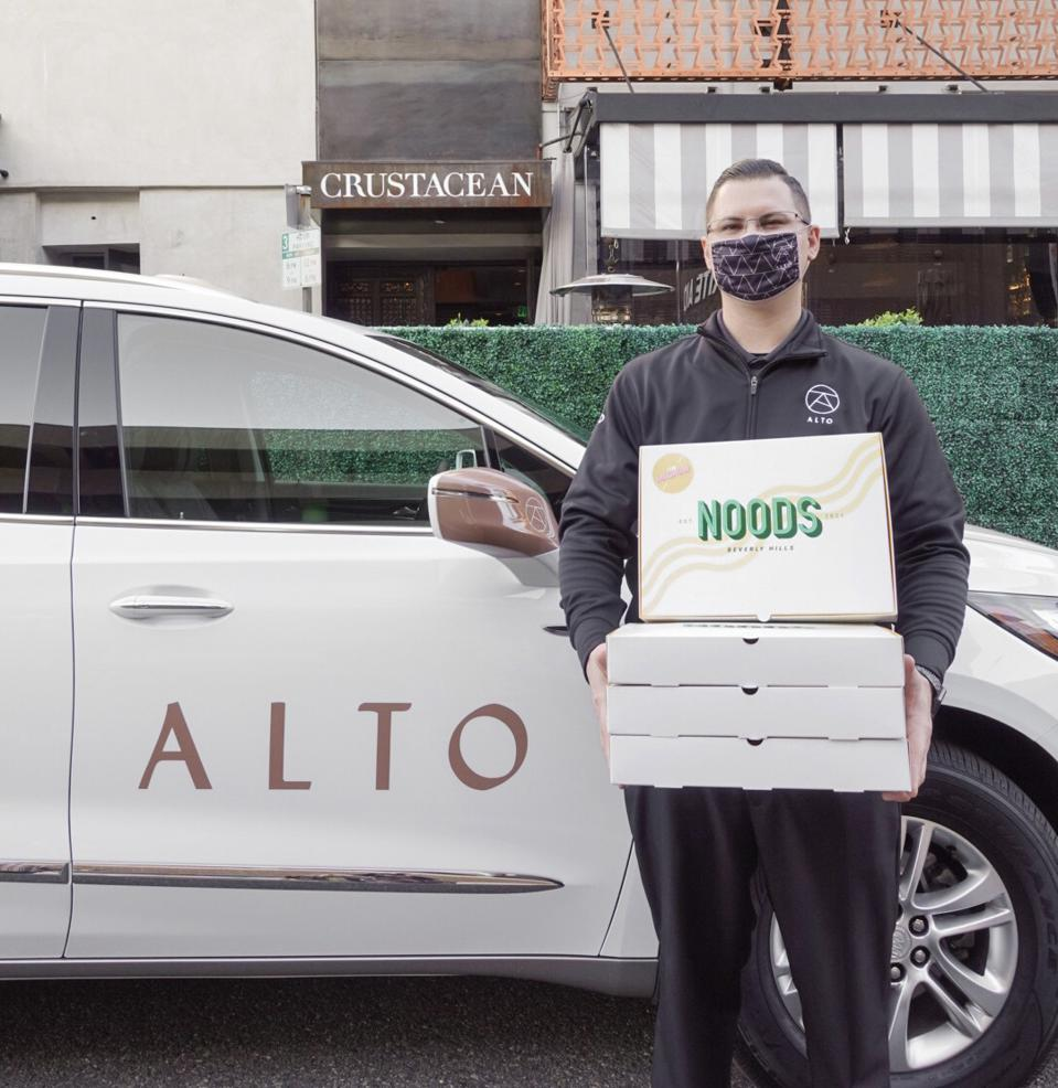 Alto is redefining rideshare with clean, safe rides and a luxury experience.
