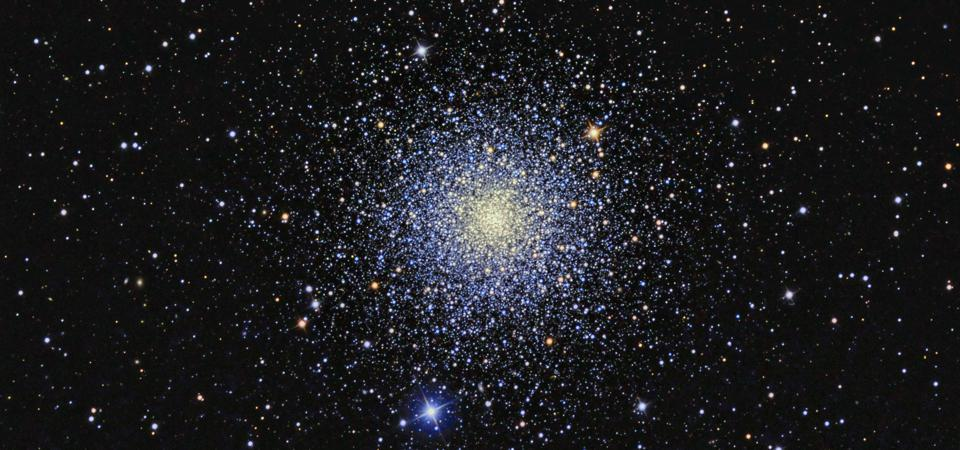 The M3 globular cluster will make an appearance during this weekend's virtual Global Star Party.