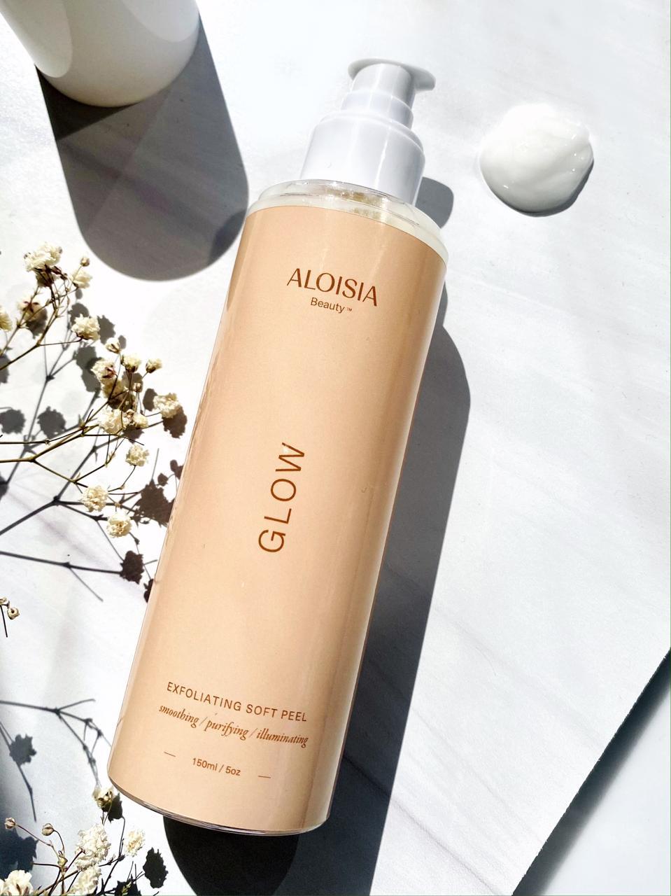 ALOSIA BEAUTY GLOW Exfoliating Soft Peel