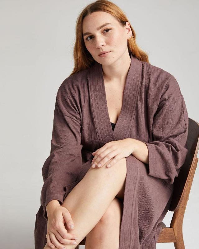 The Best Mother's Day Gifts For 2021: Women's Cloud Weave Robe Coat