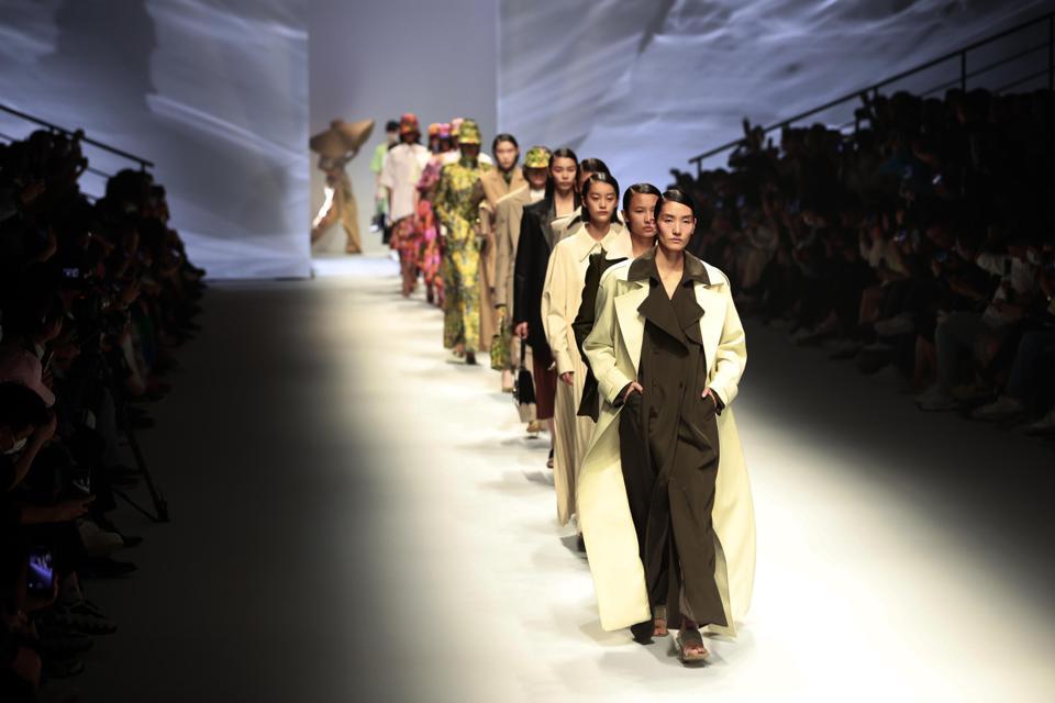 Shanghai Fashion Week S/S 2021 - Day 1