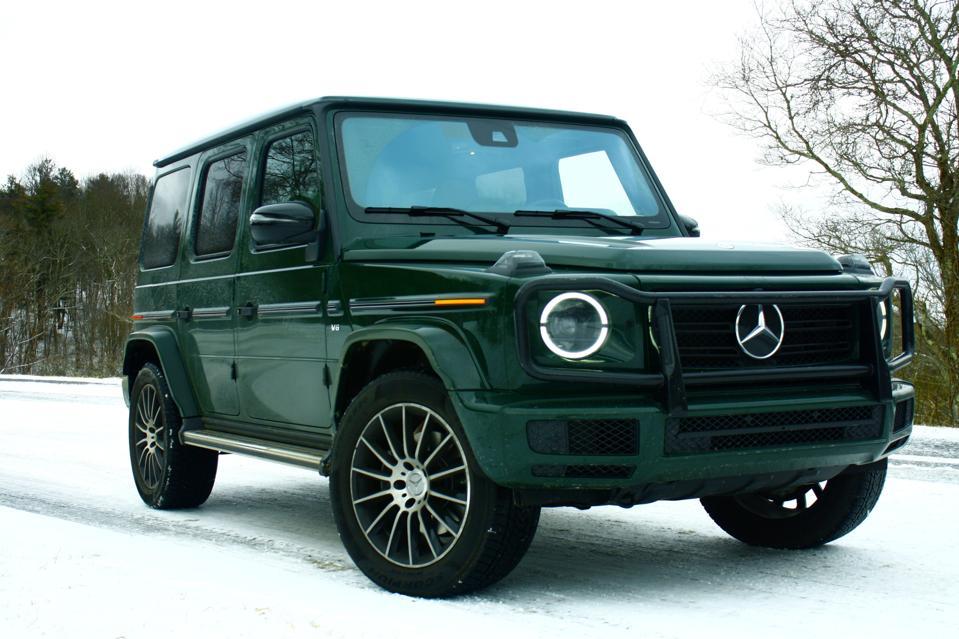 2021 Mercedes-Benz G550