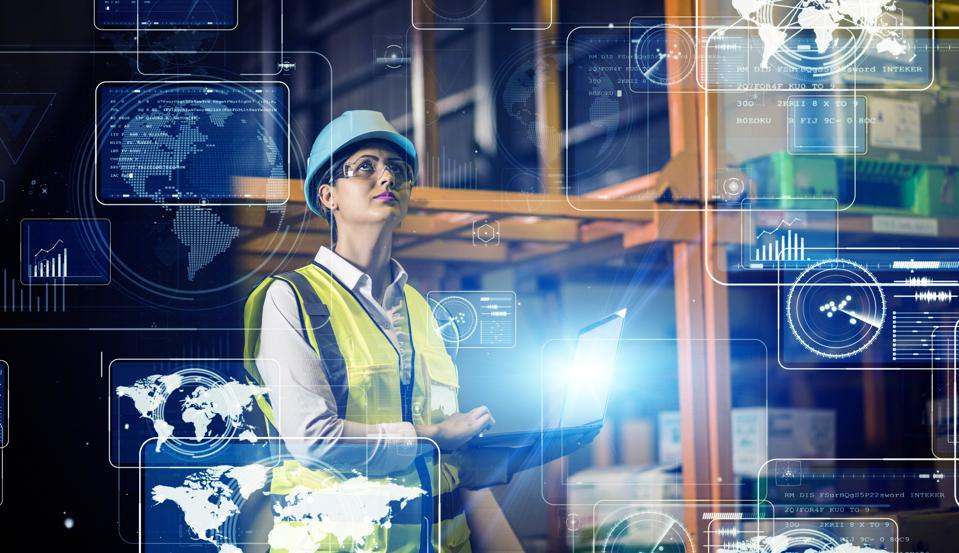 Industry 4.0 and the digital supply chain