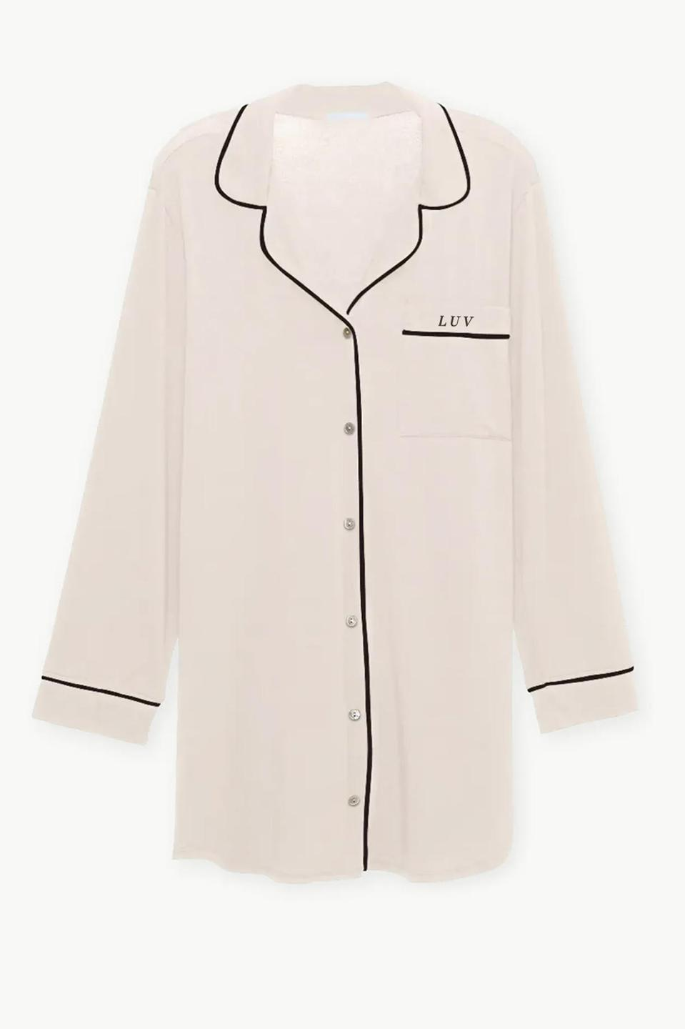 The Best Mother's Day Gifts For 2021: Gisele Sleep Shirt