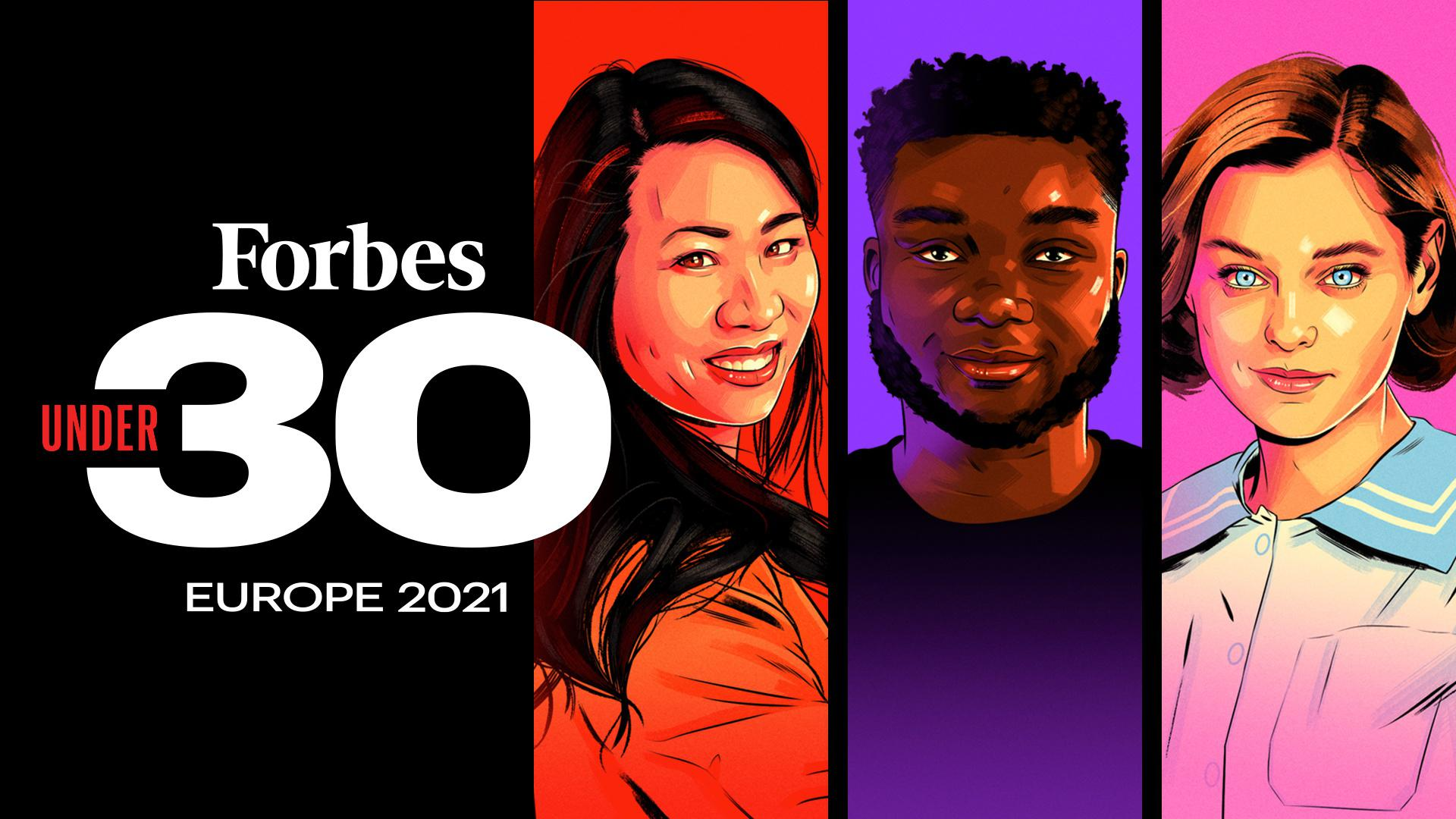 Forbes Under 30 Europe