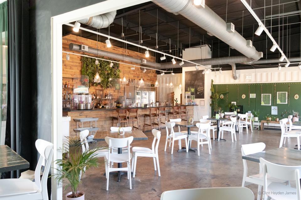 AVO vegan restaurant in Nashville