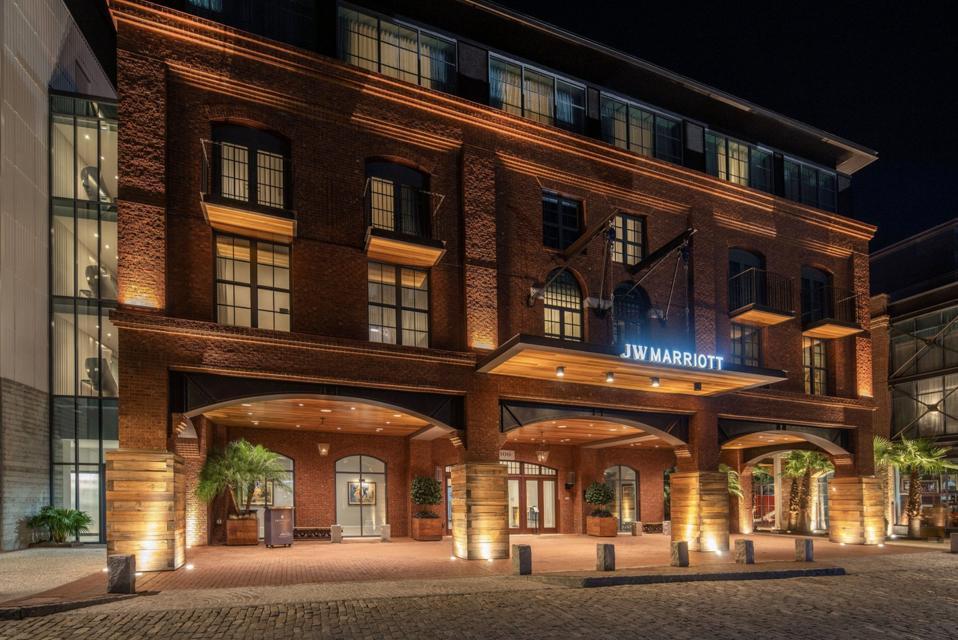 The JW Marriott Savannah