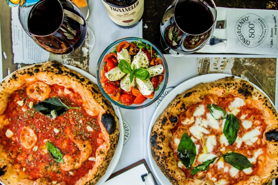Cinquecento Neapolitan pizzeria