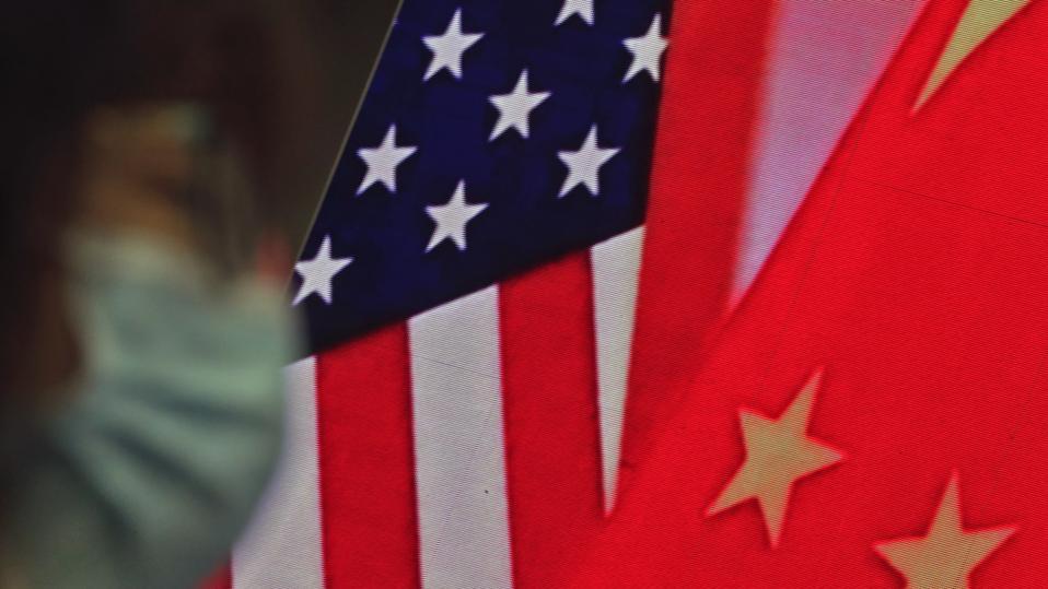 United States China Taiwan