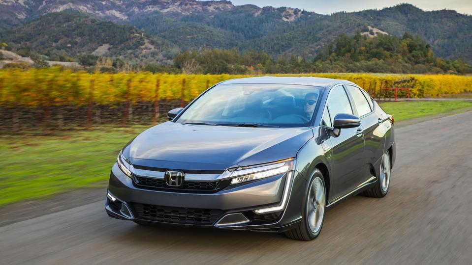 The Honda Clarity Plug-In Hybrid can run for 47 miles solely on electricity and will cost the average owner $650 to drive for $15,000 annual miles.