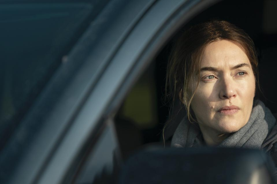 Kate Winslet in 'Mare of Easttown' on HBO.