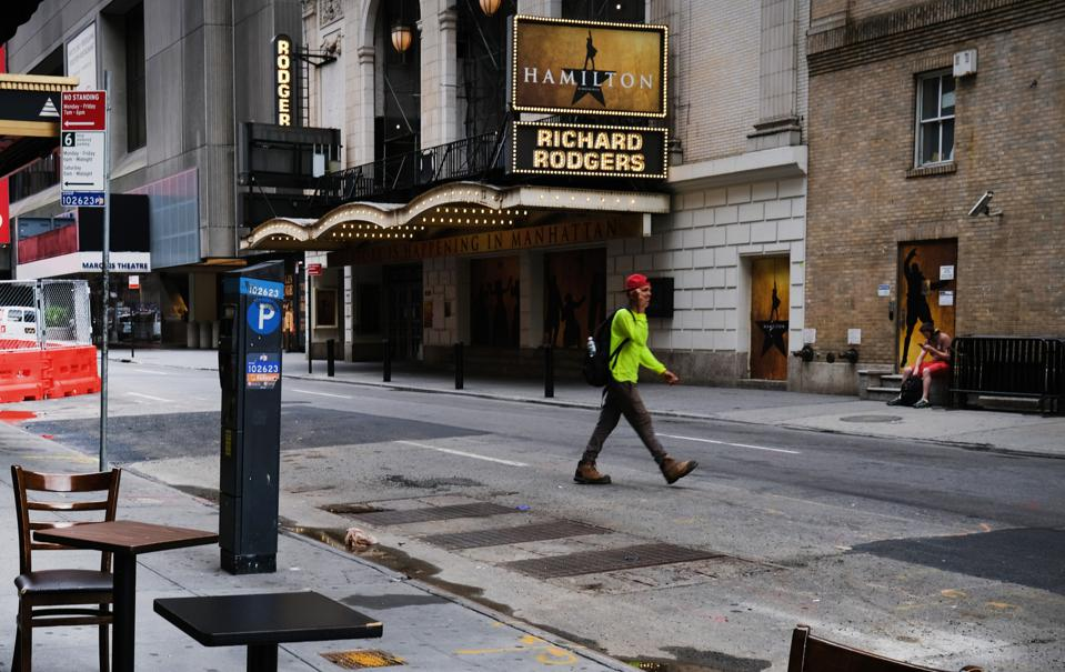 Broadway Announces Its Keeping Shows Closed Until 2021