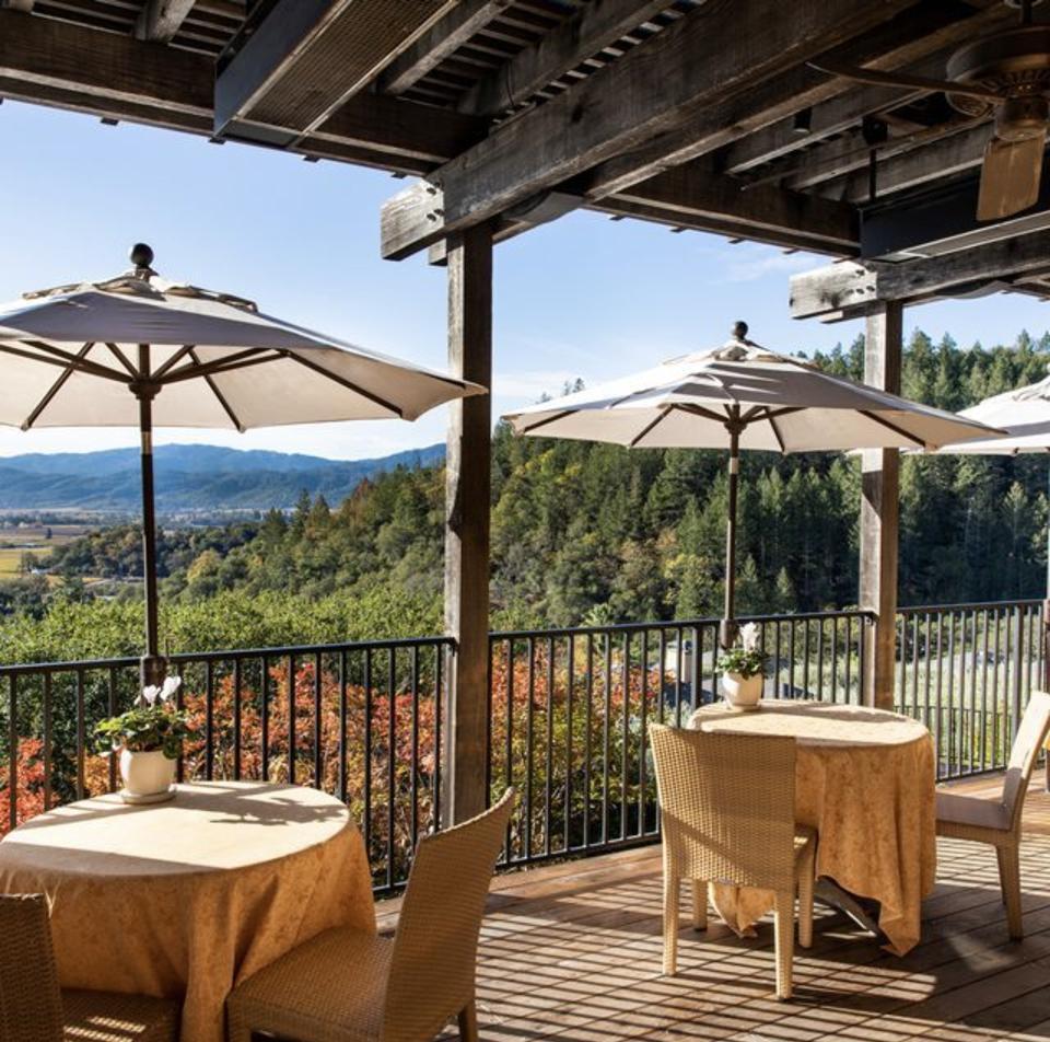 Best Outdoor Restaurants