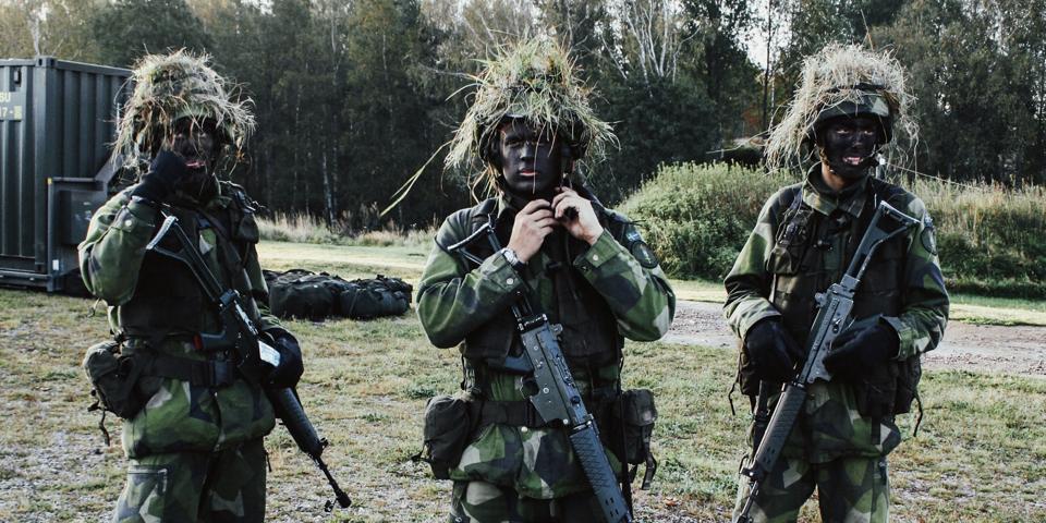 Three Marines