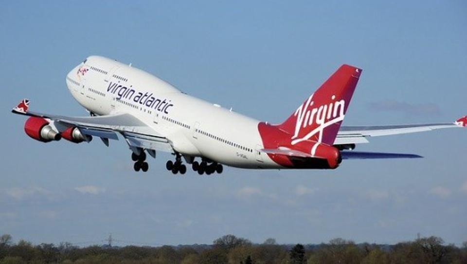 A 50-50 blend of LanzaJet's SAF and Jet A powered a Virgin Atlantic 747.