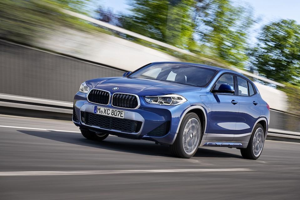 BMW X2 xDrive25e M Sport PHEV
