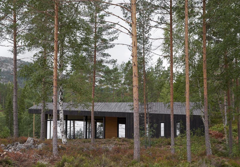 The Gapahuk cabin concept from Rindalshytter.