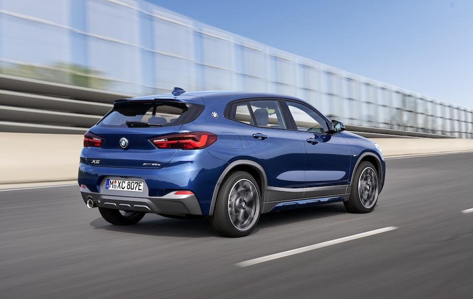 BMW's 2021 X2 xDrive25e Plug-In Hybrid