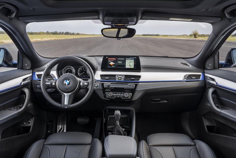 BMW's Latest X2 xDrive25e Plug-In Hybrid