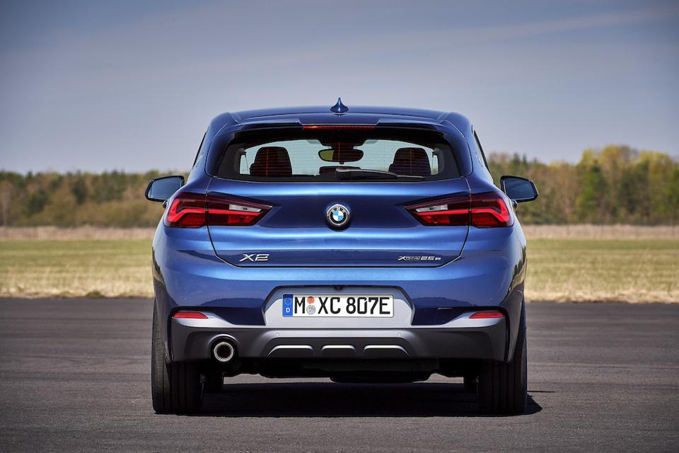 Drive: BMW's Latest X2 xDrive25e Plug-In Hybrid