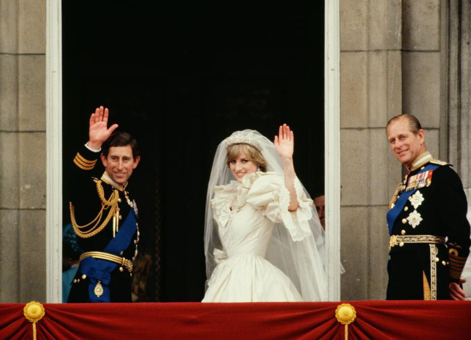 Royal Wedding Prince Charles And Princess Diana
